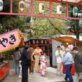 香取神社の七五三と酉の市
