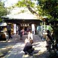 新小岩厄除香取神社の七五三