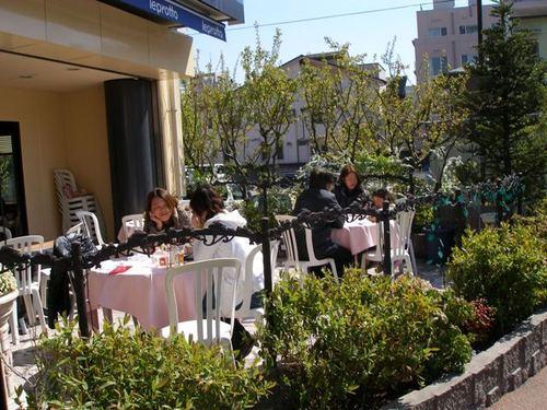 イタリアンレストラン「レプロット」2 テラス